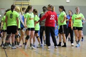 SG Dargun/Demmin - SG Uni Greifswald/Loitz (17.01.2015/23-21)