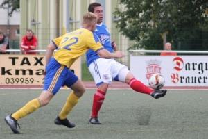 SVT I - Rostocker FC 1. Pokalrunde (03.09.2016/ 0-9)